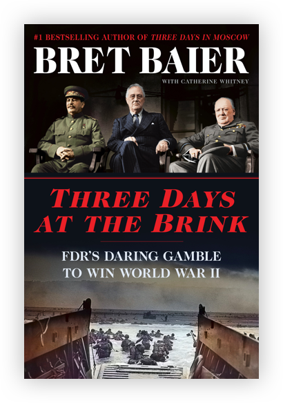 Three Days at the Brink